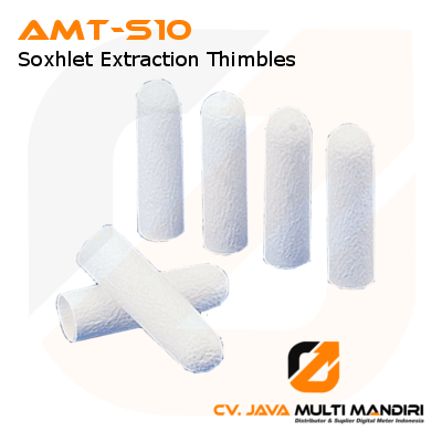 Cellulose Extraction Thimbles AMTAST AMT-S10