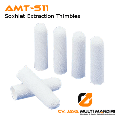 Cellulose Extraction Thimbles AMTAST AMT-S11