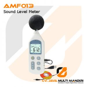 Digital Sound Level Meter AMTAST AMF013