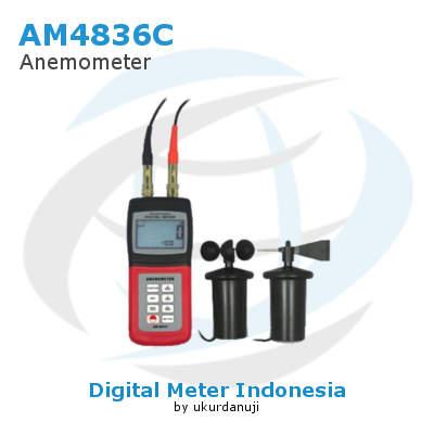 Alat Pengukur Kecepatan Angin AMTAST AM4836C