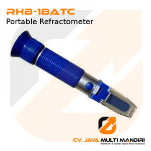 Refractometer AMTAST RHB-18ATC