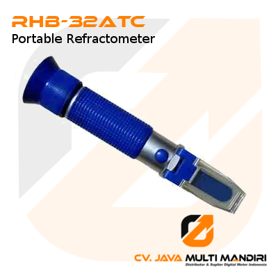 Refractometer AMTAST RHB-32ATC