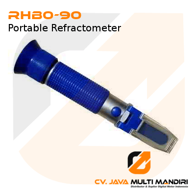 Portable Refractometer AMTAST RHB0-90