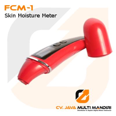 Pengukur Kelembaban Kulit AMTAST FCM-1