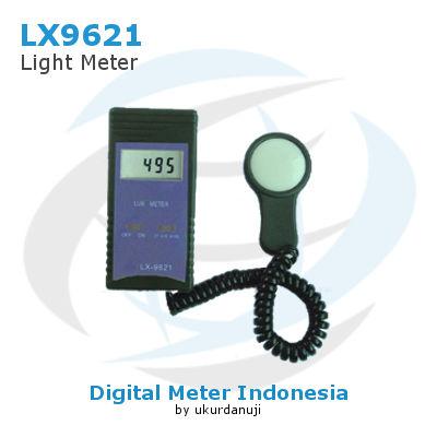 Alat Ukur Intensitas Cahaya AMTAST LX9621