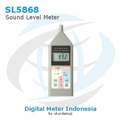Alat Ukur Tingkat Suara AMTAST SL5868