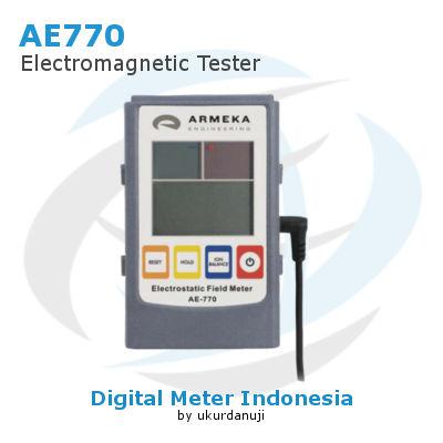Alat Ukur Medan Elektrostatik AMTAST AE770