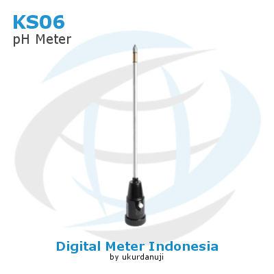 Alat Ukur pH dan Kelembaban Tanah AMTAST KS06