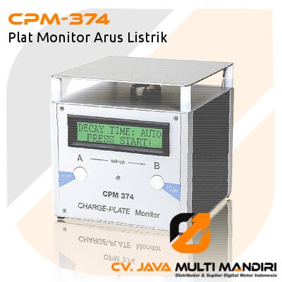 Plat Monitor Arus Listrik AMTAST CPM-374