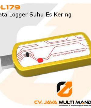 Data Logger Suhu Es Kering