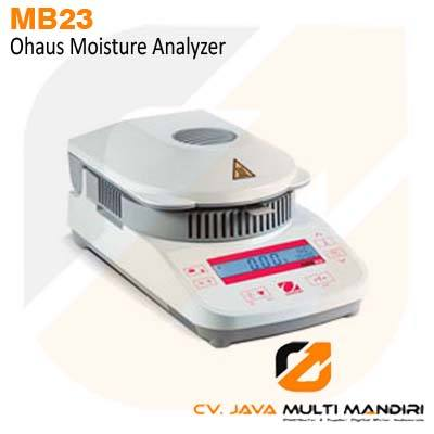 Alat Analisa Kadar Air Ohaus AMTAST MB23