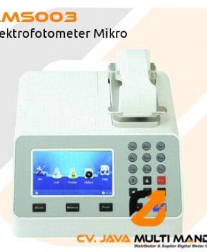 AMS003 Spektrofotometer Mikro