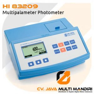 HI 83209 Multiparameter Photometer