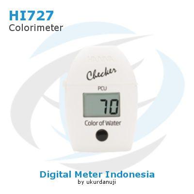 Uji Warna Air HANNA INSTRUMENTS HI727