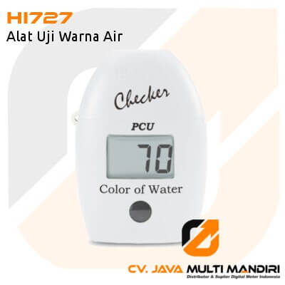 Uji Warna Air HANNA INSTRUMENTS HI727
