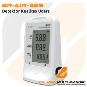 Detektor Kualitas Udara Rumah/Mobil BR-AIR-329