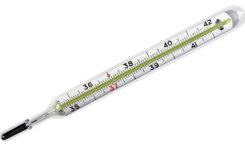 Termometer Air Raksa