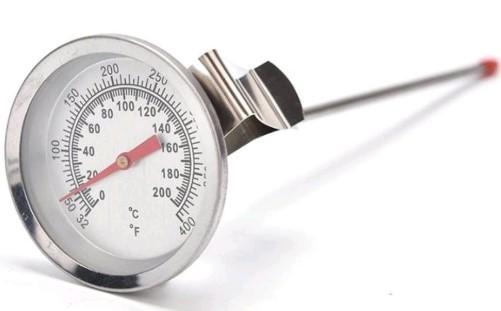 Termometer Bimetal Mekanik