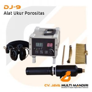 Ukur Porositas AMTAST DJ-9