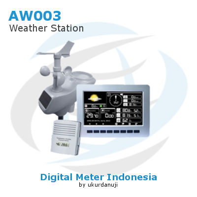 Alat Pemantau Cuaca Amtast AW003