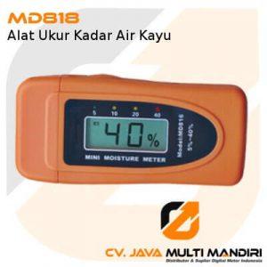 Ukur Kadar Air Kayu AMTAST MD818