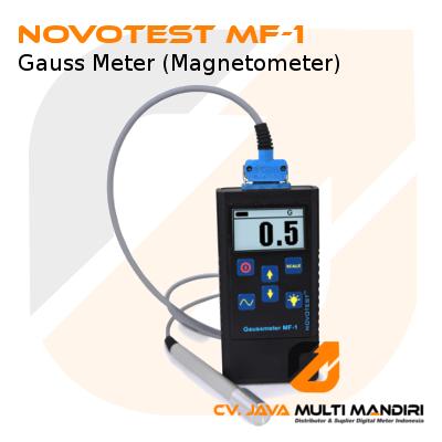 Gauss Meter (Magnetometer) NOVOTEST MF-1