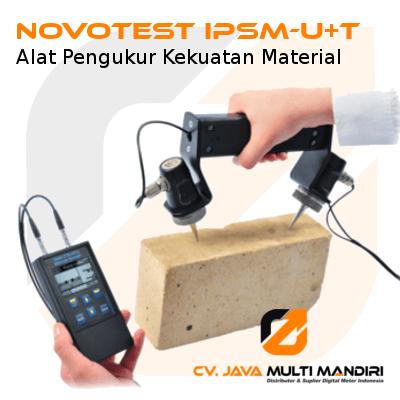 Alat Pengukur Kekuatan Material NOVOTEST IPSM-U+T