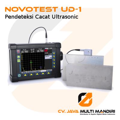 Pendeteksi Cacat Ultrasonic NOVOTEST UD-1