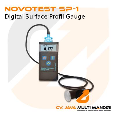 Digital Surface Profil Gauge NOVOTEST SP-1