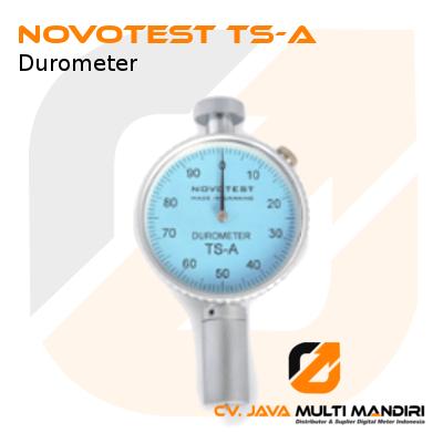 Durometer NOVOTEST TS-A