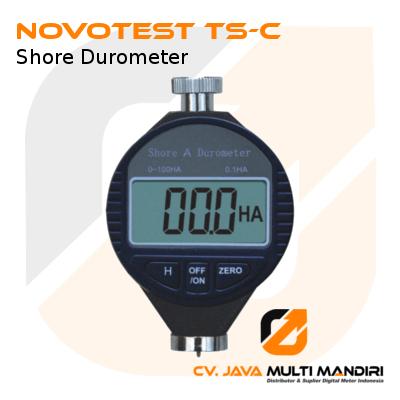 Shore Durometer NOVOTEST TS-C