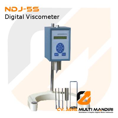 Viscometer AMTAST NDJ-5S