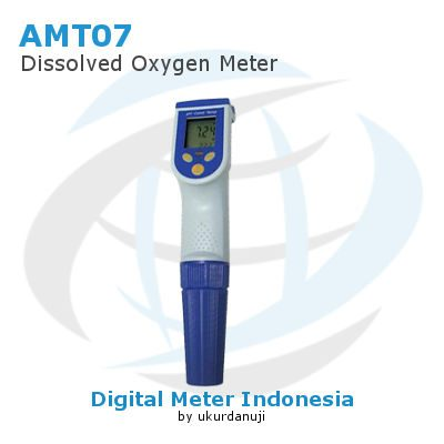 Alat Pengukur Oksigen Terlarut AMTAST AMT07
