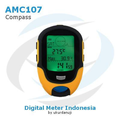 Barometrik Digital Multifungsi AMTAST AMC107