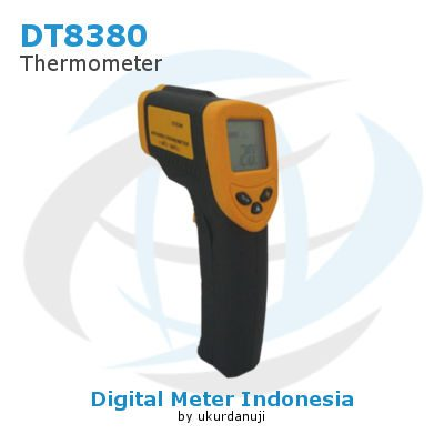 Termometer Inframerah AMTAST DT8380