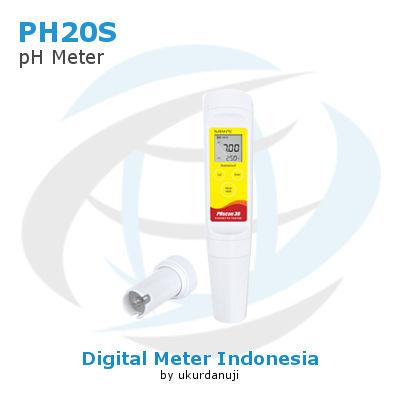 Alat Ukur pH Meter AMTAST PH20S