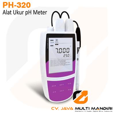 Ukur pH Meter AMTAST PH-320