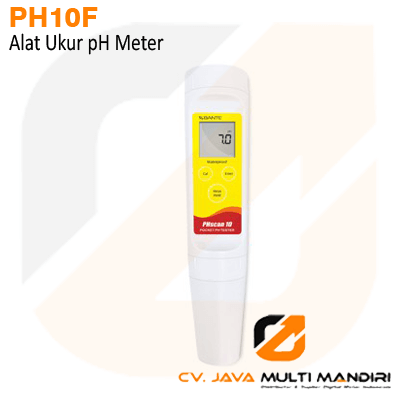 UKUR PH METER AMTAST PH10F