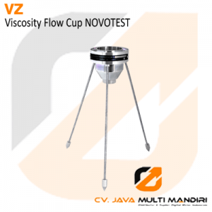 Ukur Viscosity Flow Cup NOVOTEST VZ
