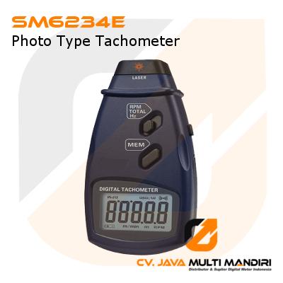 Tachometer AMTAST SM6234E