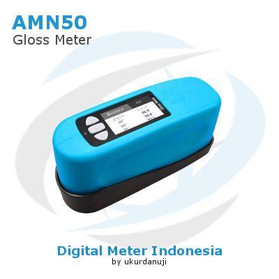 Gloss Meter 3 Angle Pengukuran AMTAST AMN50