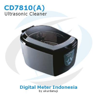Alat Pembersih Ultrasonik Digital AMTAST CD7810(A)