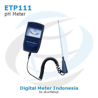 Alat Ukur pH Tanah AMTAST ETP111