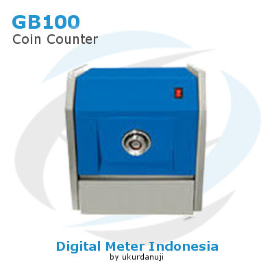 Alat Pembungkus Koin AMTAST GB100