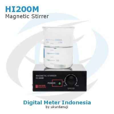 Mini Magnetic Stirrer HANNA INSTRUMENTS HI200M