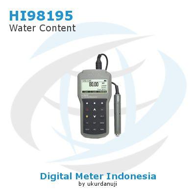 Multiparameter HANNA INSTRUMENT HI98195