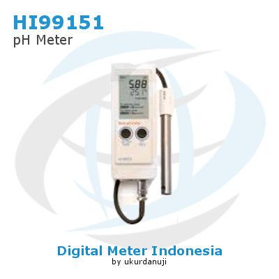 Alat Ukur pH HANNA INSTRUMENT HI99151