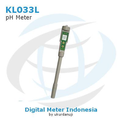 Alat Ukur pH Akurasi Tinggi AMTAST KL033L