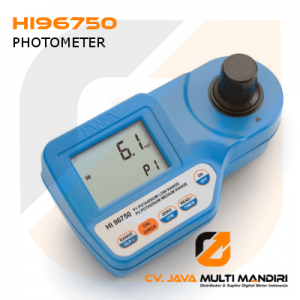 PHOTOMETER HANNA INSTRUMENT HI96750