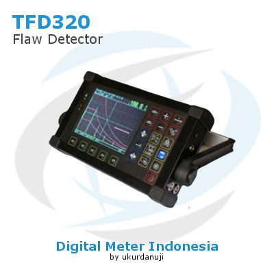 Alat Ukur Keretakan ultrasonik TMTECK TFD320